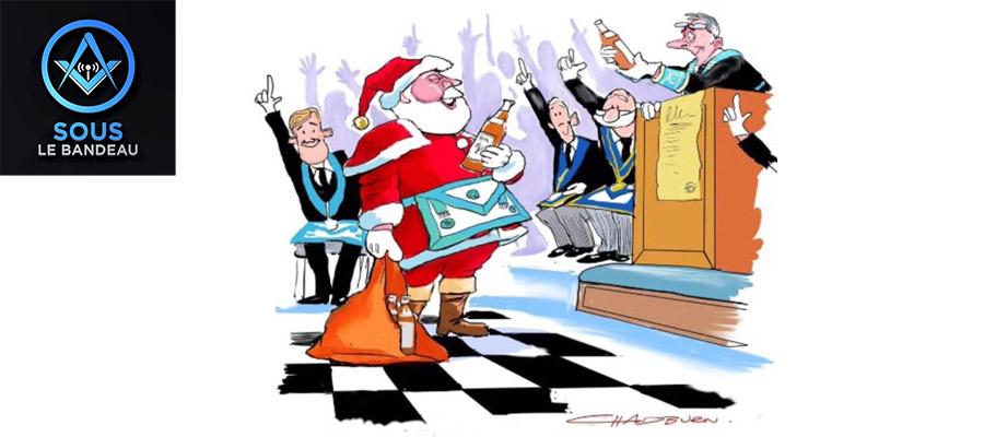 Émission #18 – La magie de Noël en Franc-Maçonnerie