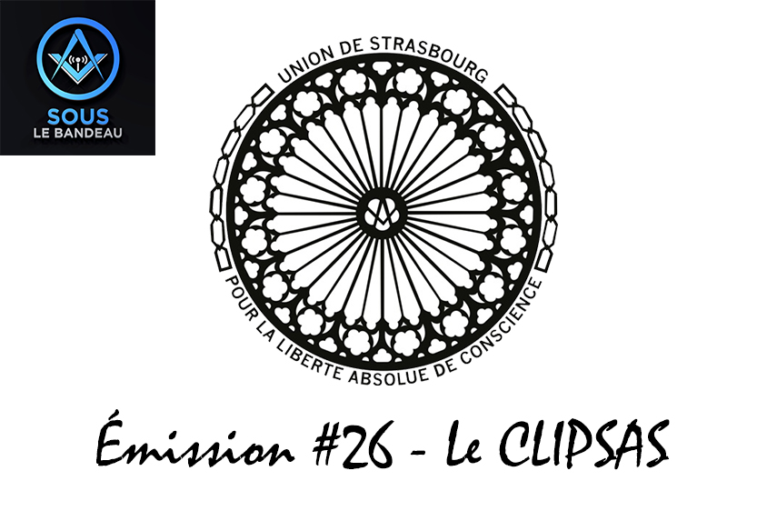 Émission #26 – Le CLIPSAS