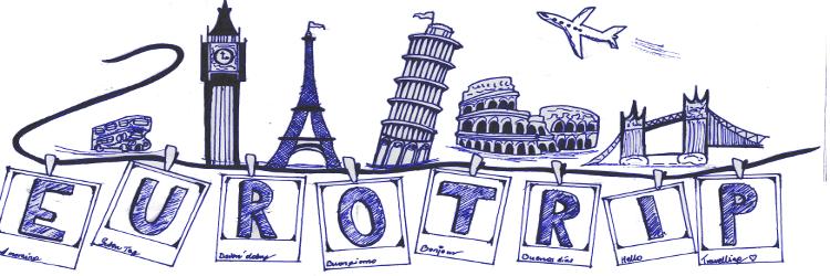 Émission #10 – Notre voyage en Europe!